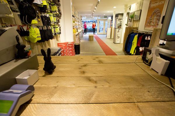 Steigerhout combineren met andere materialen!