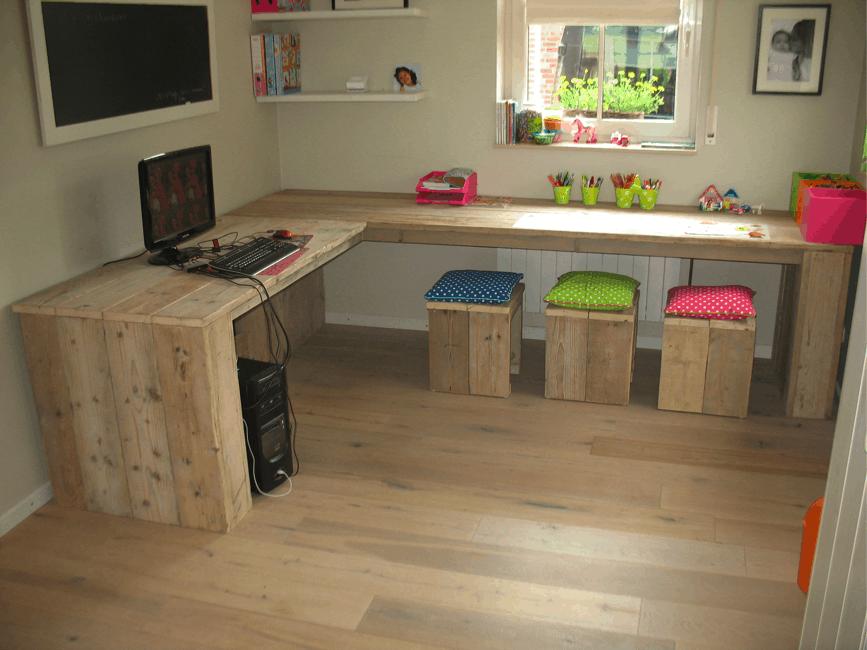 Hoogslaper inbouwen babykamer pinterest google for Bureau google