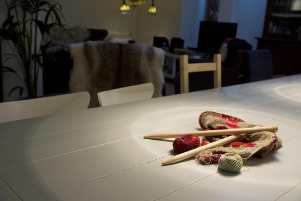 Keuken Steigerhout Wit : Wandrek Keuken Steigerhout : steigerhout tafel wit