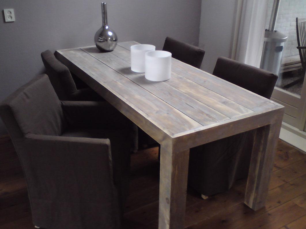 Keukentafel steigerhout: sidetable keukentafel quot reurings ...
