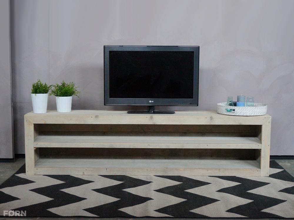 Steigerhout Tv Kast : Steigerhouten tv meubel tv meubels van steigerhout