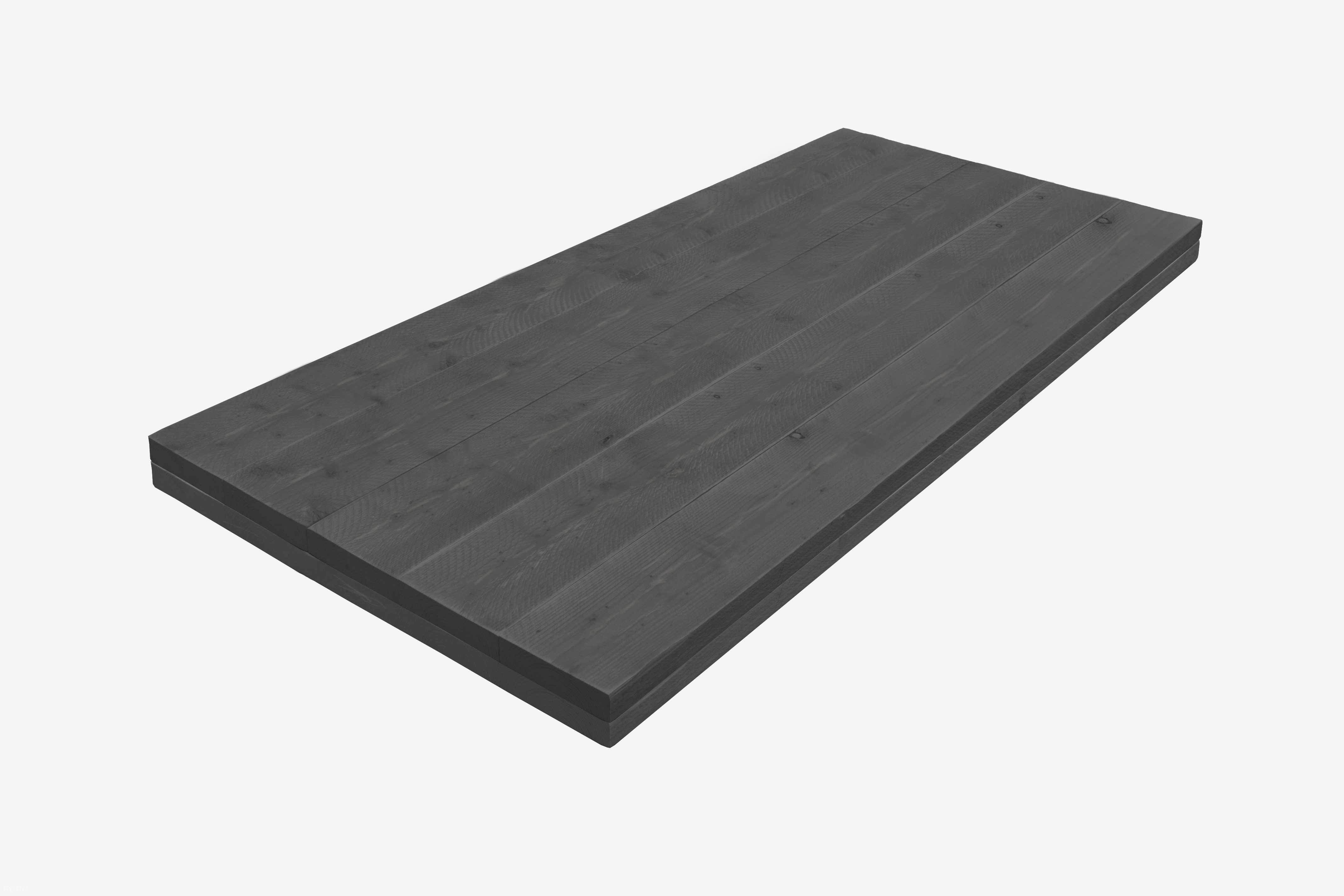 Hedendaags Steigerhouten tafelblad op maat gemaakt | Verschillende diktes en MV-22