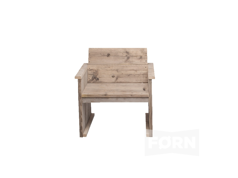 Steigerhouten tuinstoel oslo steigerhouten meubelen - Meubelen om te schilderen zichzelf ...