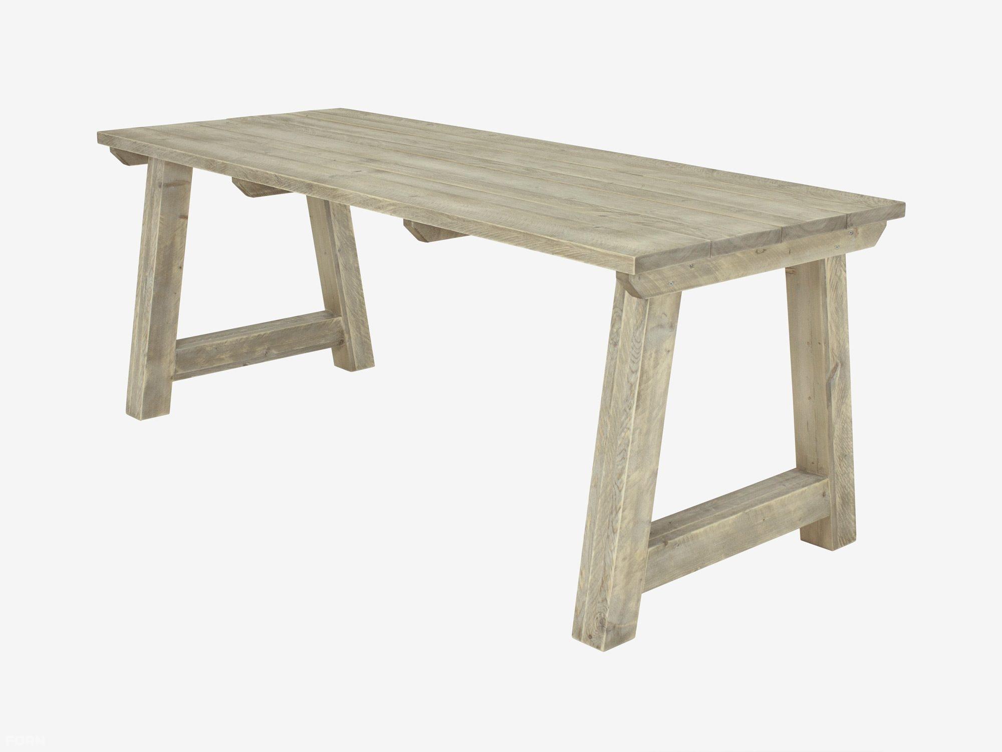 Tafel Steigerhout Goedkoop : Eetkamertafel van steigerhout steigerhoutenmeubelshop