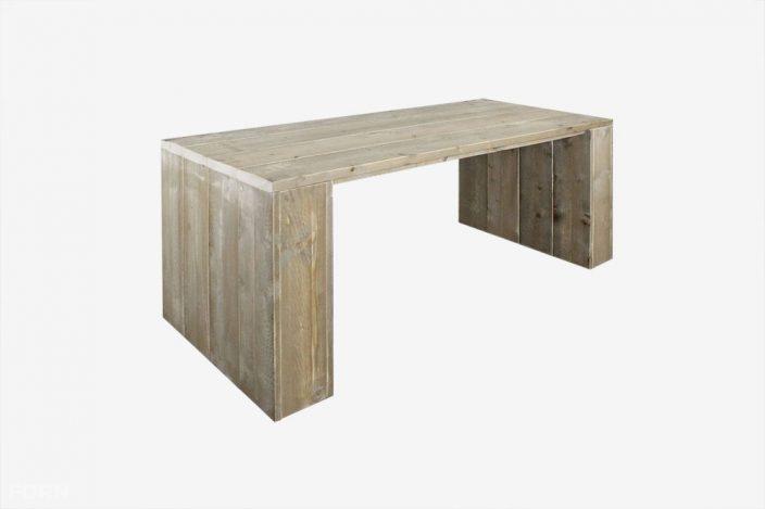 Steigerhout tafel Berlijn