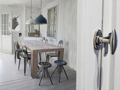 Steigerhout tafel Olsberg