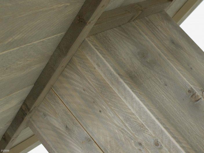 steigerhouten tafel trier detail