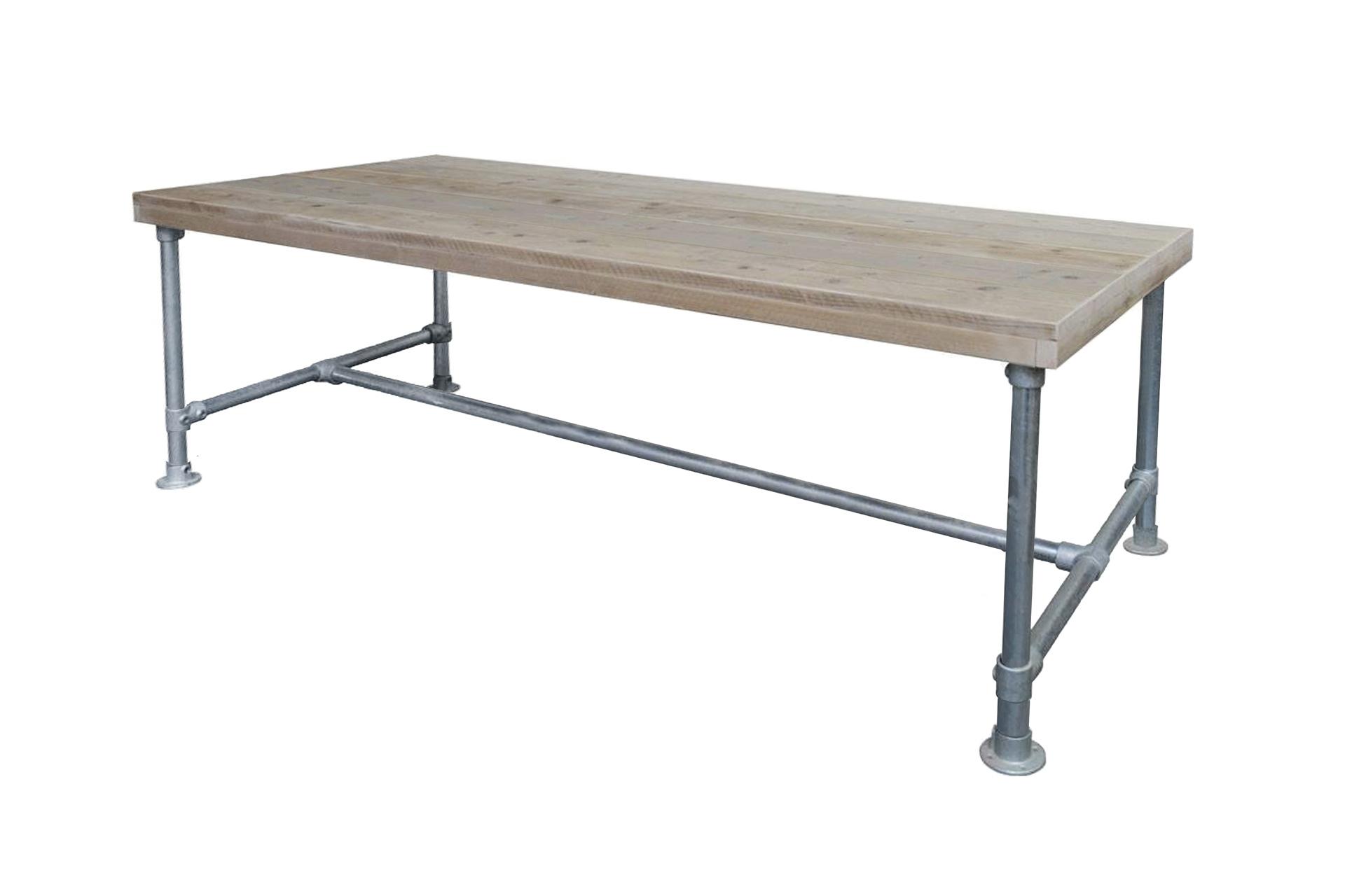Witte houten tafel 200 meter beste inspiratie voor huis ontwerp - Tafel een italien kribbe ontwerp ...