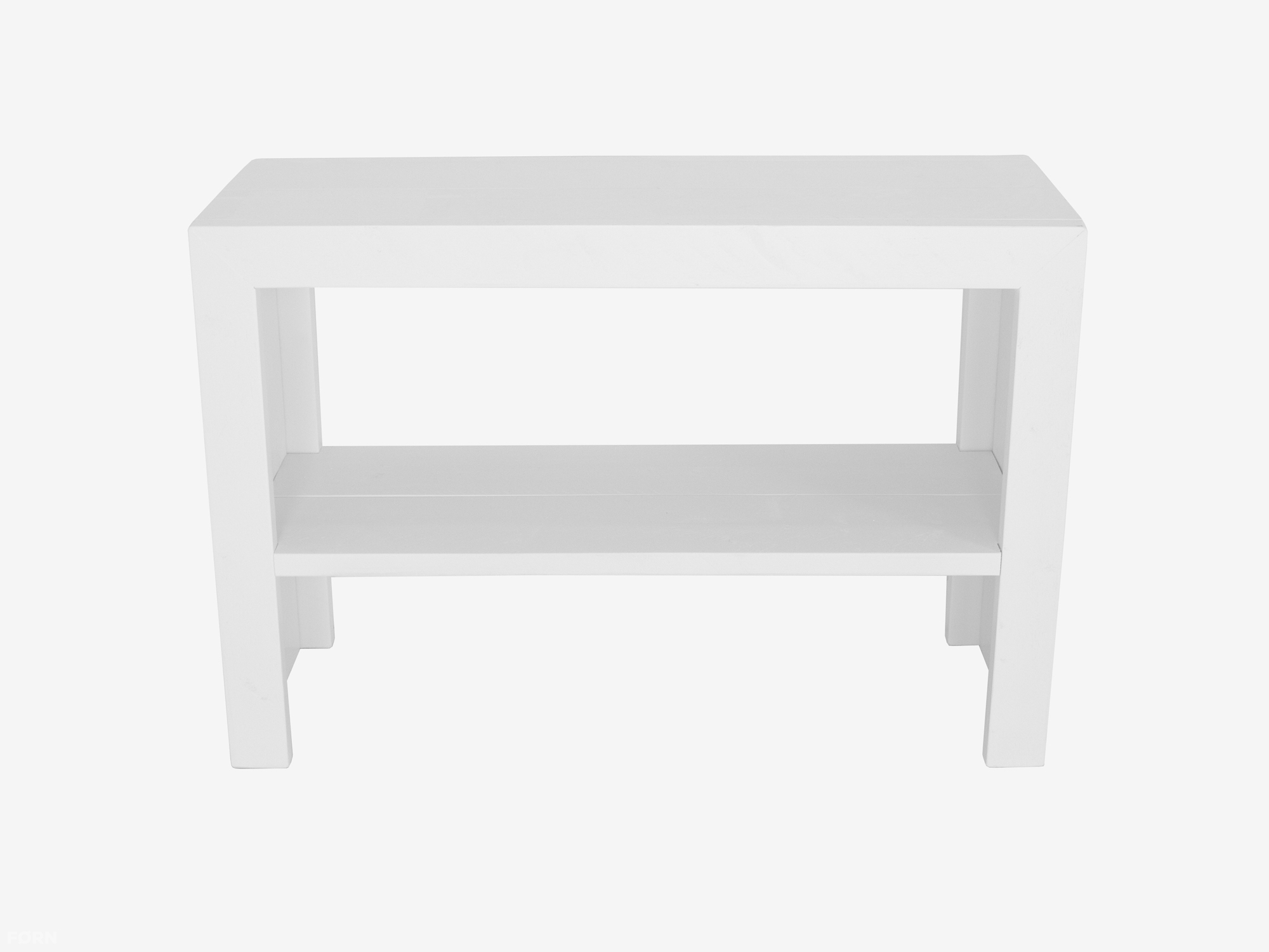 Goedkope Sidetable Wit.Steigerhouten Sidetable Haags