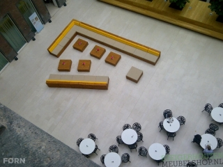 Loungebanken horeca kantine SteigerhoutenMeubelshop