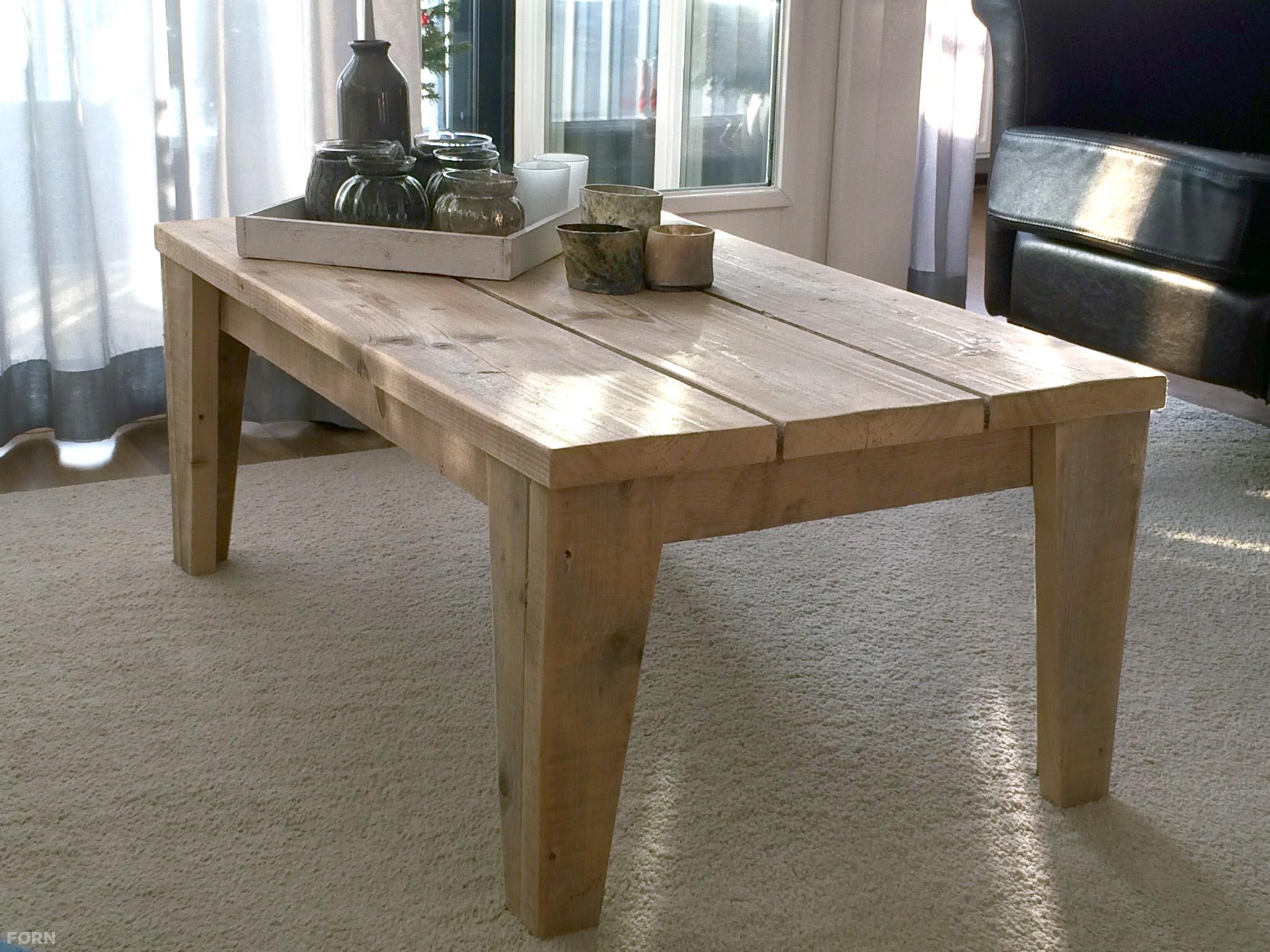 Steigerhouten salontafel bent steigerhouten salontafels - Wat op een salontafel ...