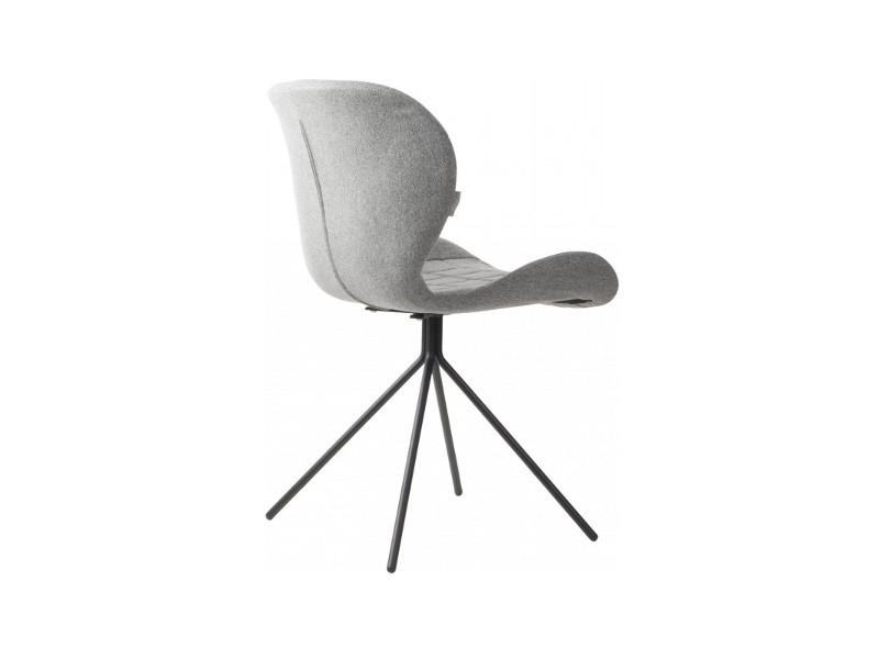 Eetkamerstoelen Grijs : Prachtige Zuiver stoel OMG in een grijze kleur ...