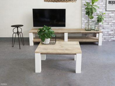 Steigerhouten salontafel Malene van FØRN