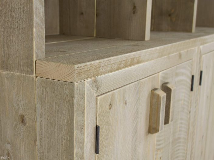 steigerhouten buffetkast beaumont detail1