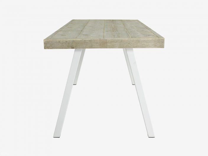 steigerhouten tafel ella witte achtergrond