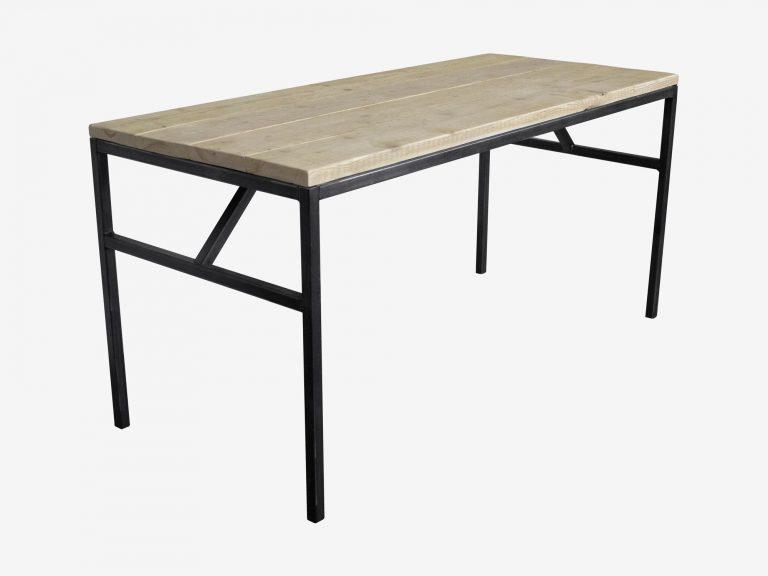 steigerhouten tafel teun witte achtergrond1