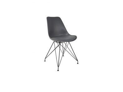 zuiver stoel ozzy grijs