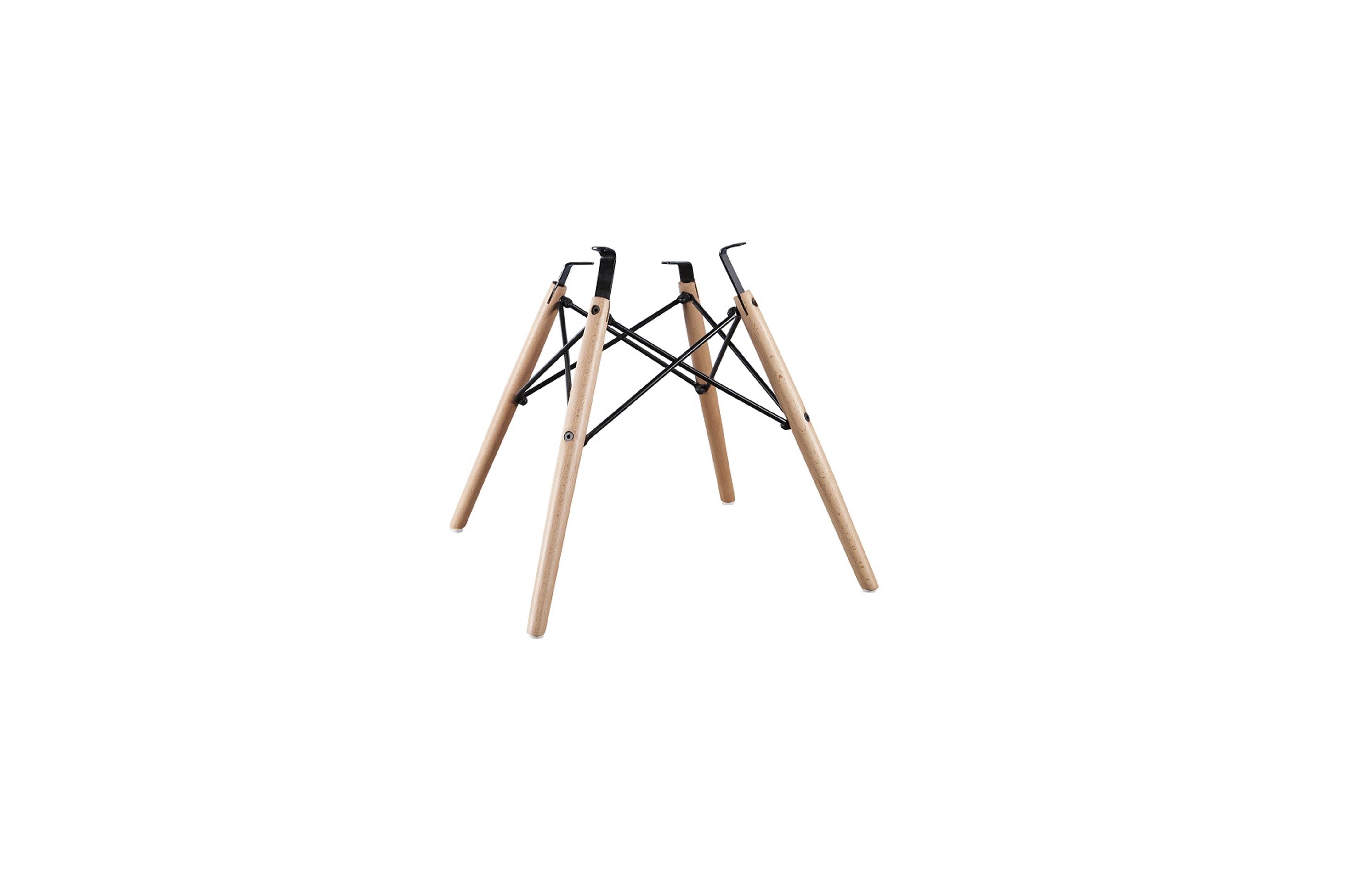DSW stoel Warm Grijs   F u00d8RN stoelen en meubelen