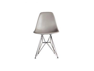 DSW stoel Eames style Muisgrijs