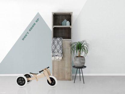 Steigerhouten boekenkast op maat | SteigerhoutenMeubelshop