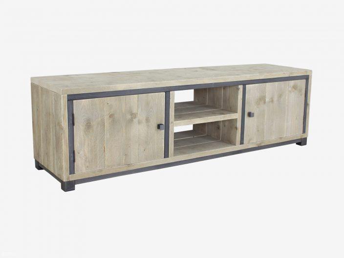 Industrieel TV meubel Deen
