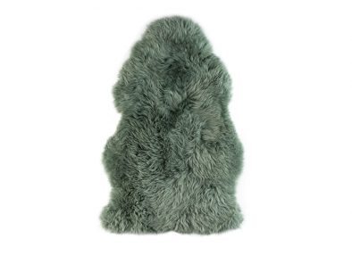 Zuiver schapenvacht Evergreen Groen
