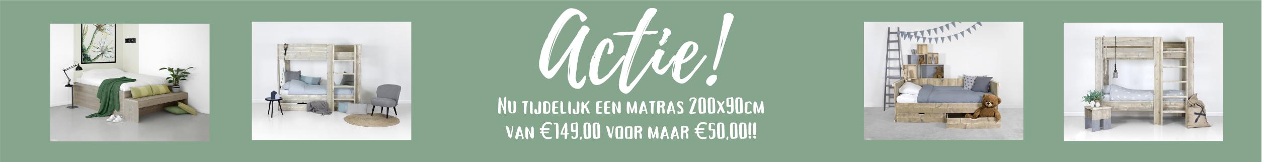 Steigerhouten meubelen, tuinmeubels, loungebanken - Zuid Holland